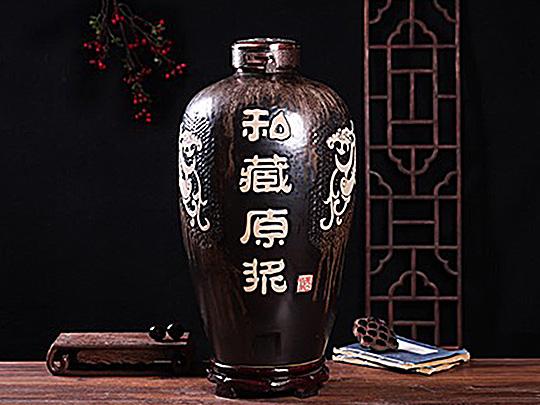 散装坛子酒(5斤10斤20斤)_茅台镇散装酒